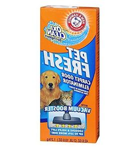 Permanently! Arm & Hammer Pet Fresh Carpet Odor Eliminator P