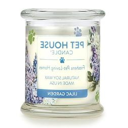 One Fur All 100% Natural Soy Wax Candle, 20 Fragrances - Pet