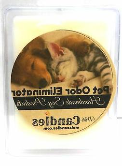 Pet Odor Eliminator 3.2 Ounce Pack of Soy Wax Tarts  Scent B