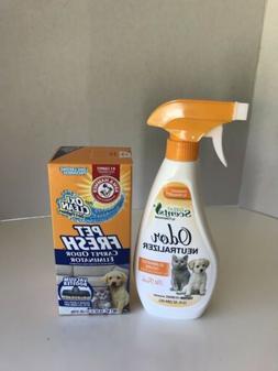 Pet Odor Neutralizer Fabric Refresher - Smart Savers