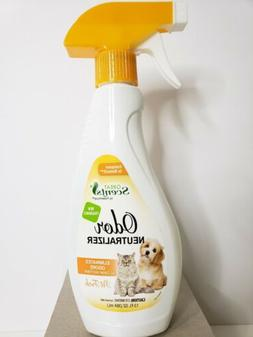 Pet Odor Neutralizer with Trigger Spray Eliminates odor pet