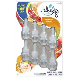 Glade Hawaiin Limited Edition PlugIns Scented Oils Refills 2