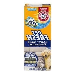 Arm & Hammer Plus OxiClean Dirt Fighters Pet Fresh Carpet Od