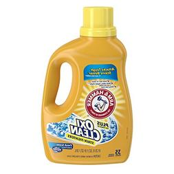 Arm & Hammer Plus Oxiclean Liquid Laundry Detergent, Fresh S