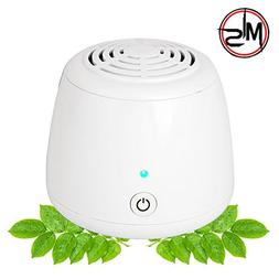MY'S Portable Air Purifier Mini Ozone Generator Purifier Cle