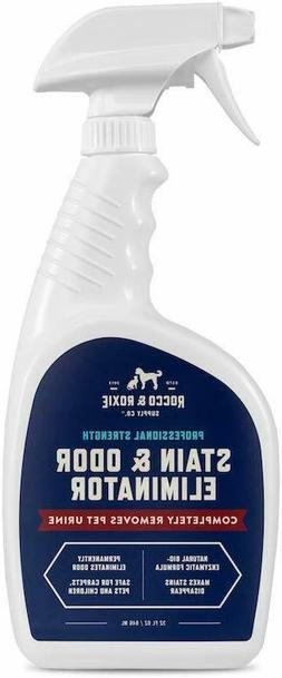 Professional Strength Pet Stain & Odor Remover Eliminator fo