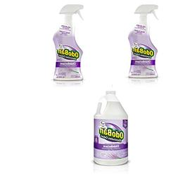 OdoBan Ready-to-Use 32 oz Spray 2 Bottles and 1 Gal Concentr
