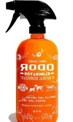 Ready-to-Use Pet Odor Eliminator, Odor & Stain Removal for D