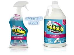 OdoBan Ready-to-Use 32 oz Spray Bottle and 1 Gal Concentrate