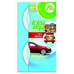 Air Wick Stick Ups Car Air Freshener, Crisp Breeze, 24ct