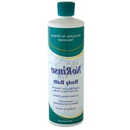 No-Rinse Body Bath with Odor Eliminator Part no. 910 CLEANLI