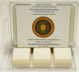 6 oz Scented Soy Wax Candle Melts Tarts - Smoke & Odor Elimi