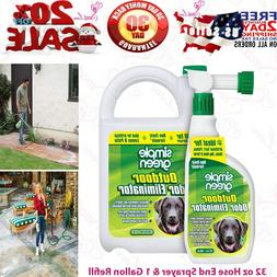 Simple Green Outdoor Odor Eliminator for Pets, Dogs, Ideal f