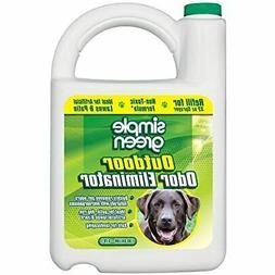Simple Green Outdoor Pet Odor Eliminator 1 gallon 432108