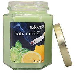 Smoke Eliminator Soy Candle | Good For Smokers | Tobacco \ C