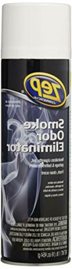 Zep Commercial Smoke Odor Eliminator 16 Ounce - 2-Pack FREE