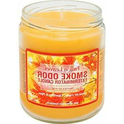 Smoke Odor Eliminator Fall N Leaves Scented Candle