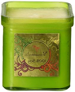 Yumscents Smoke and Odor Eliminator Soy Candle in Decorative
