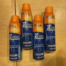 Armor All Smoke-X 3.5oz Spray Smoke Odor Eliminator, Midnigh