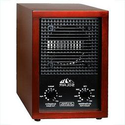 Soltek Air 3500 Pro 6-Stage Whole House Air Purifier and San