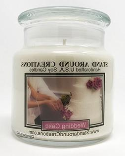 Premium 100% Soy Apothecary Candle - 16 oz Double Wicked- We
