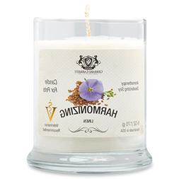 Aromatherapy Deodorizing Soy Candle For Pets, Candles Scente