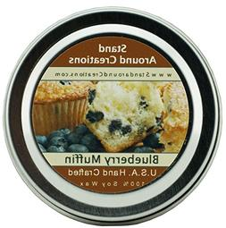 Premium 100% All Natural Soy Wax Aromatherapy Candle - 2oz T