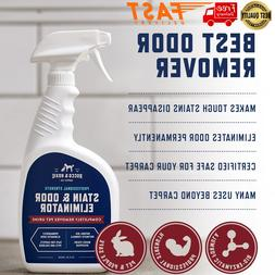 Strength Stain & Odor Eliminator - Stain Remover for Dog and
