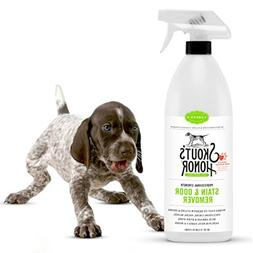 SKOUT'S HONOR Professional Strength Stain & Odor Remover