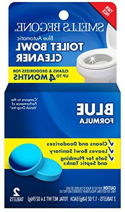 toilet bowl cleaner blue tablets