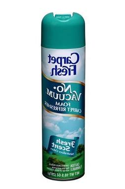 Carpet Fresh No-Vacuum Foam Carpet Refresher, Fresh Scent 10